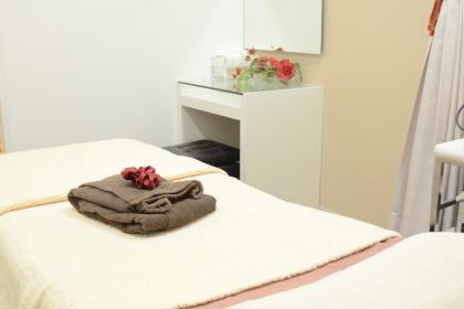 メディカルエステ 施術ベッド